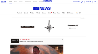 9news.com.au - 9news - latest news and headlines from australia and the world