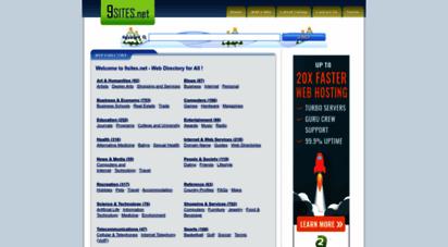 9sites.net - 9sites.net web directory