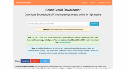 9soundclouddownloader.com -