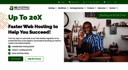 a2hosting.com