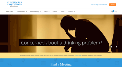 aacleve.org - home - alcoholics anonymous cleveland district office
