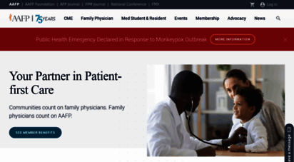 aafp.org - aafp home  american academy of family physicians