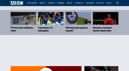 abcgazetesi.com - abc gazetesi - haberler, son dakika haberleri ve güncel haber