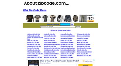 aboutzipcode.com - zip code map, zip code maps, free zip code map, united statesus zip code maps, postal code maps, 5-digit zip code maps