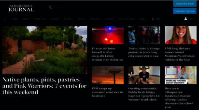 abqjournal.com - albuquerque journal  new mexico and abq news, sports, business and more