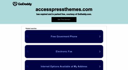 accesspressthemes.com -