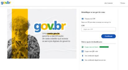 acesso.gov.br - gov.br