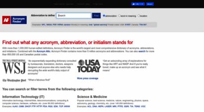 acronymfinder.com