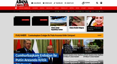 adanaajans.net - adana haber ajansı güncel adana haberleri