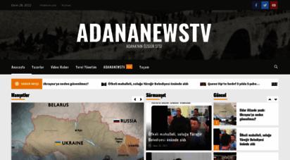 adananewstv.com - adananewstv - adana´nın özgür sesi
