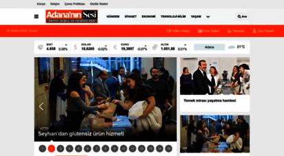 adananinsesi.com - adana haberleri  son dakika haber, online gazete  adana´nın sesi