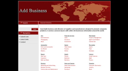 addbusiness.net - business directory