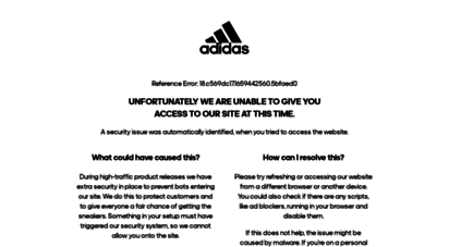 adidas.co.in -