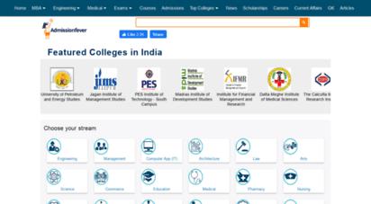 admissionfever.com
