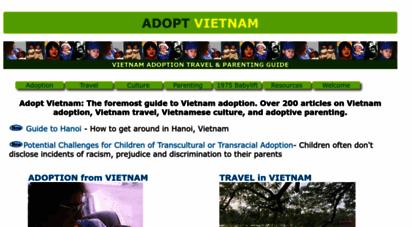 adoptvietnam.org - adopt vietnam vietnam adoption parenting guide