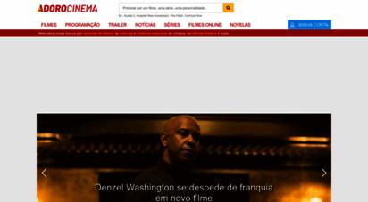 adorocinema.com - filmes, trailers, horários e salas de cinema, notícias, criticas - adorocinema