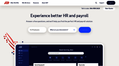 adp.com - payroll, hr and tax services  adp official site