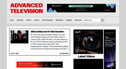 advanced-television.com - advanced television  digital media delivery