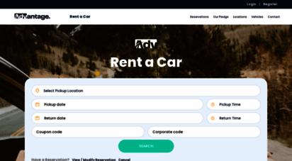 advantage.com - car rentals near me  advantage rent a car