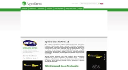 agrofarm.net - agrofarm kimya sanayi ve ticaret a.s.  ana sayfa