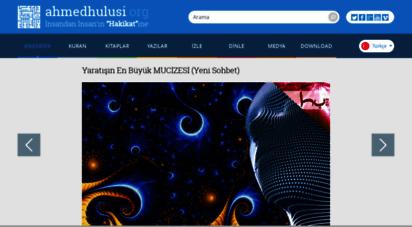ahmedhulusi.org