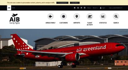 aibfamily.flights - test & delivery flight data anlytics