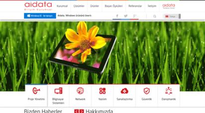 aidata.com.tr - kaynak bilişim kurumsal a.þ.