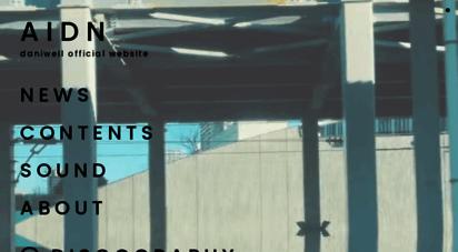 aidn.jp - aidn  daniwell official website