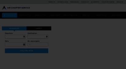 aircharterservice.com