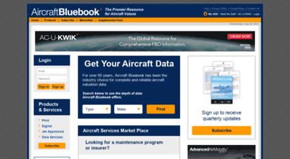aircraftbluebook.com