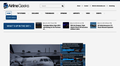 airlinegeeks.com -