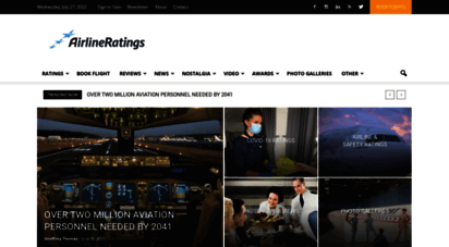 airlineratings.com - airline ratings