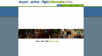 airport-viewer.com - airport-viewer airport information  flight information  airline information