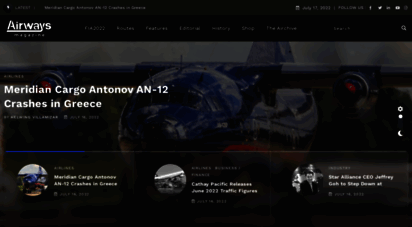 airwaysmag.com - airways magazine - a global review of commercial flight