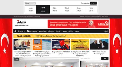 ajansadana.com - ajans adana haber ve haberleri