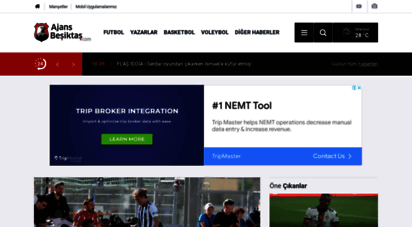 ajansbesiktas.com - ajans beşiktaş - son dakika beşiktaş haberleri