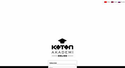akademi.koton.com.tr -