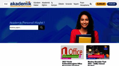 akademikpersonel.org -