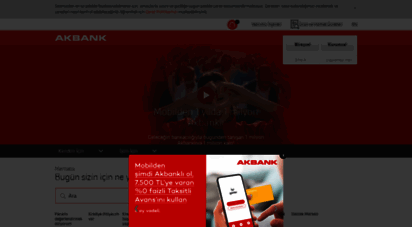 akbank.com