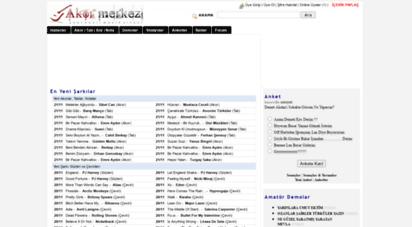 akormerkezi.com - akor merkezi // müzik ve müzisyen merkezi
