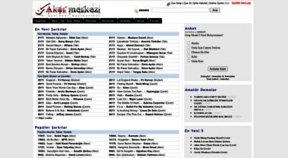 akormerkezi.net - akor merkezi // müzik ve müzisyen merkezi