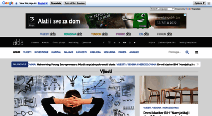 akta.ba - akta.ba - poslovni portal