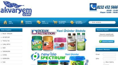 akvaryem.com.tr - www.akvaryem.com