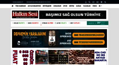 akyazihalkinsesi.com - akyazı halkın sesi gazetesi