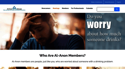 al-anon.org - welcome to al-anon family groups