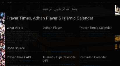 aladhan.com