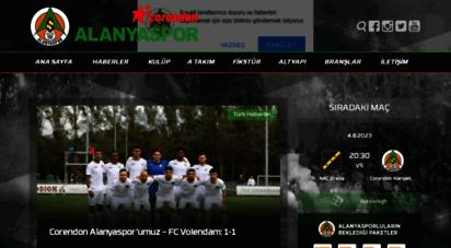alanyaspor.org.tr