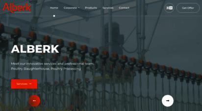 alberkpoultry.com - tavuk kesimhane makinaları  alberk proses makineleri