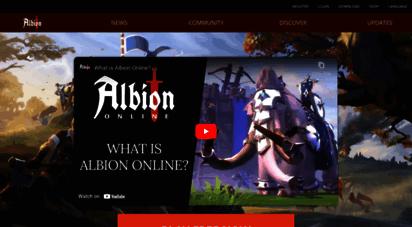 albiononline.com - albion online