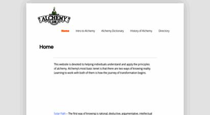 alchemylab.com